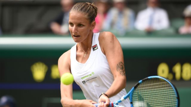 (7) Pliskova vs. (29) Buzarnescu (Ladies' Third Round)