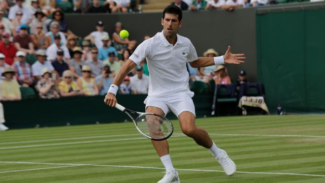 (12) Djokovic vs. (21) Edmund (Gentlemen's Third Round)