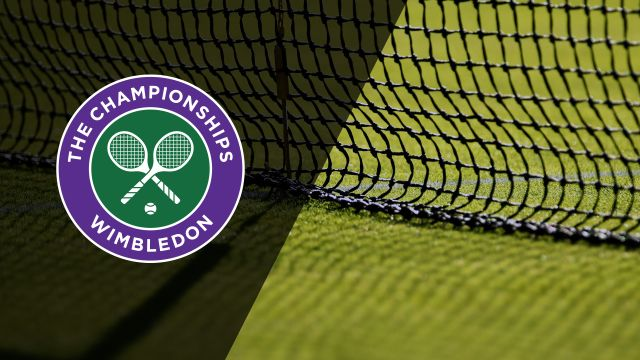The Championships, Wimbledon 2018 (Round of 16: Centre Court)