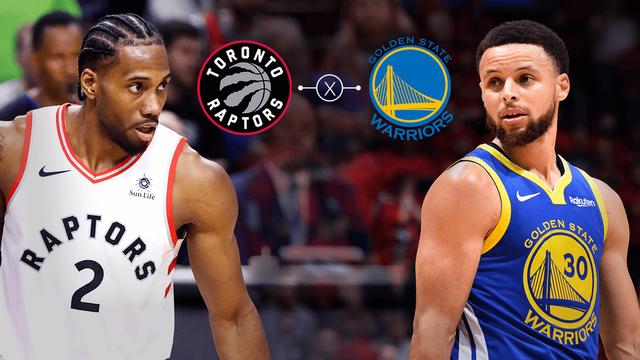 Toronto Raptors vs. Golden State Warriors (Finals, Game # 4)