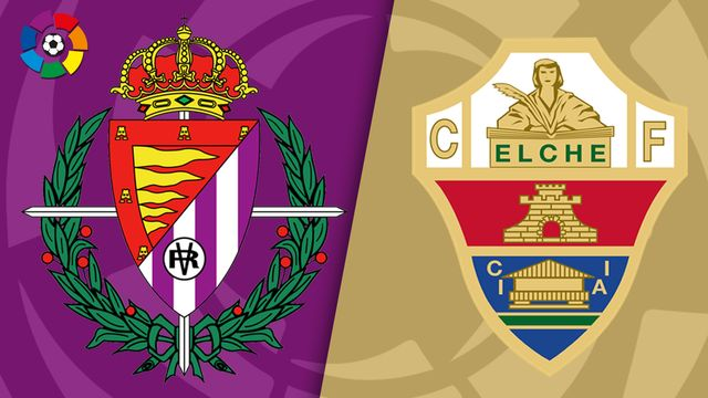 Valladolid vs. Elche