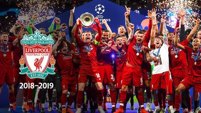 Liverpool, Campeón de la UEFA Champions League 2018-2019