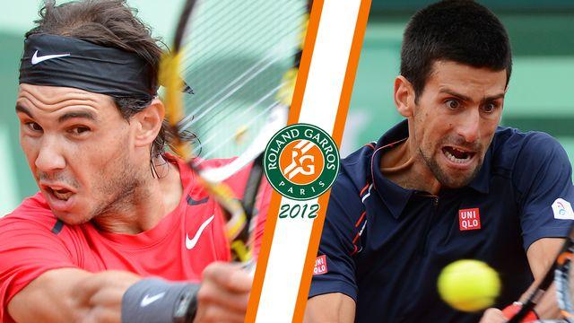 Rafael Nadal (ESP) vs. Novak Djokovic (SRB) (Men's Final)