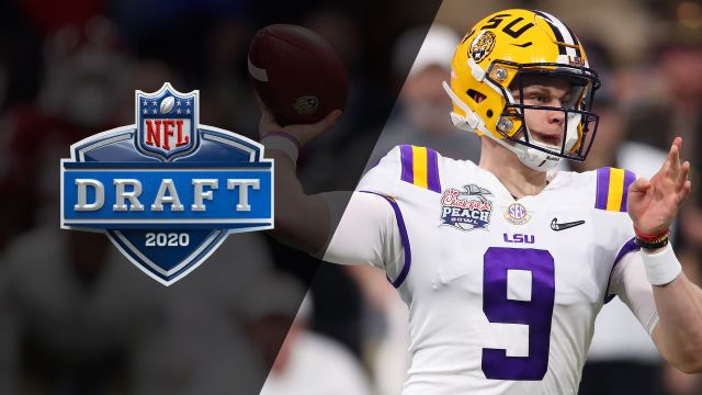 2020 NFL Draft Presented by Lowe's (Round 1)