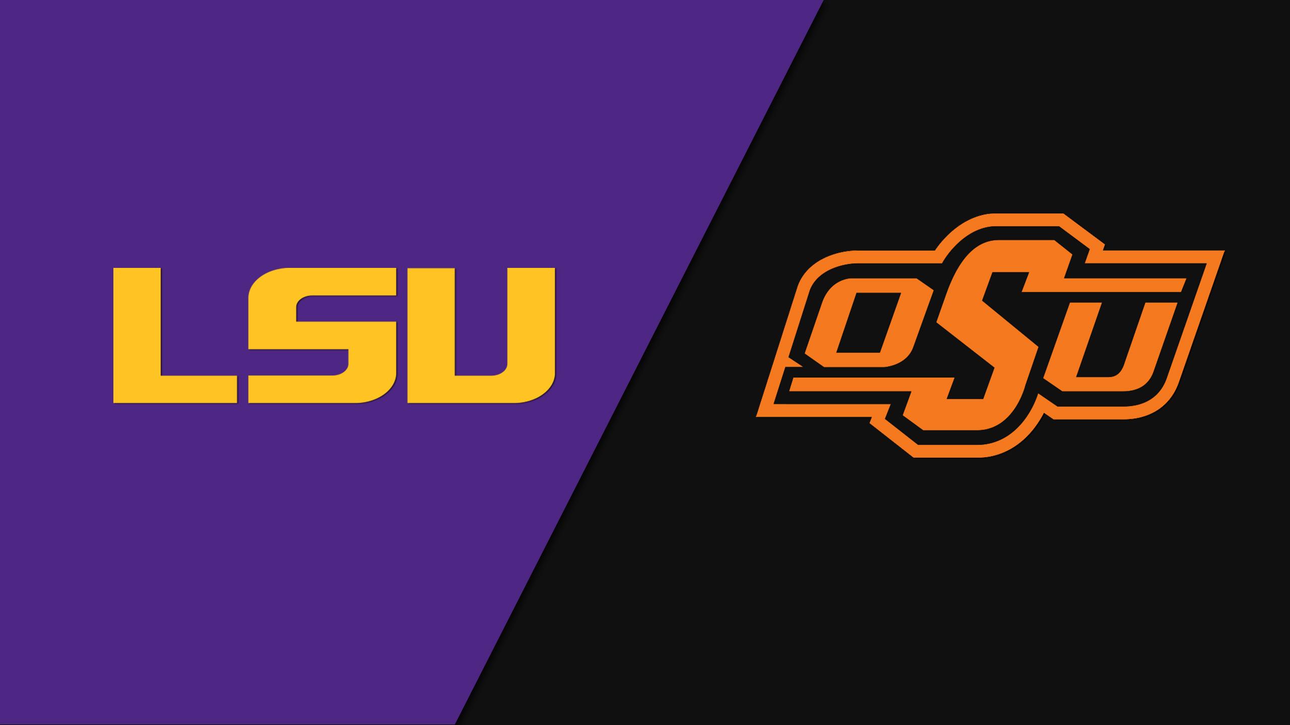#7 LSU vs. #17 Oklahoma State (Softball)