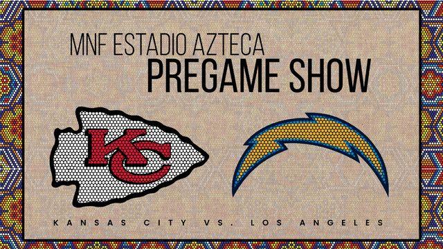 MNF Estadio Azteca Pregame Show