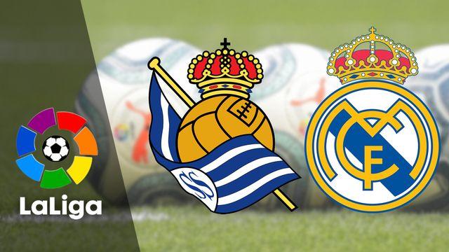 Real Sociedad vs. Real Madrid