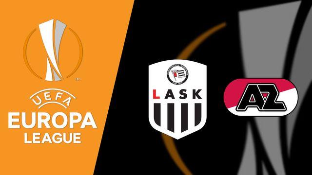 LASK  Linz vs. AZ Alkmaar (excepto CHI)