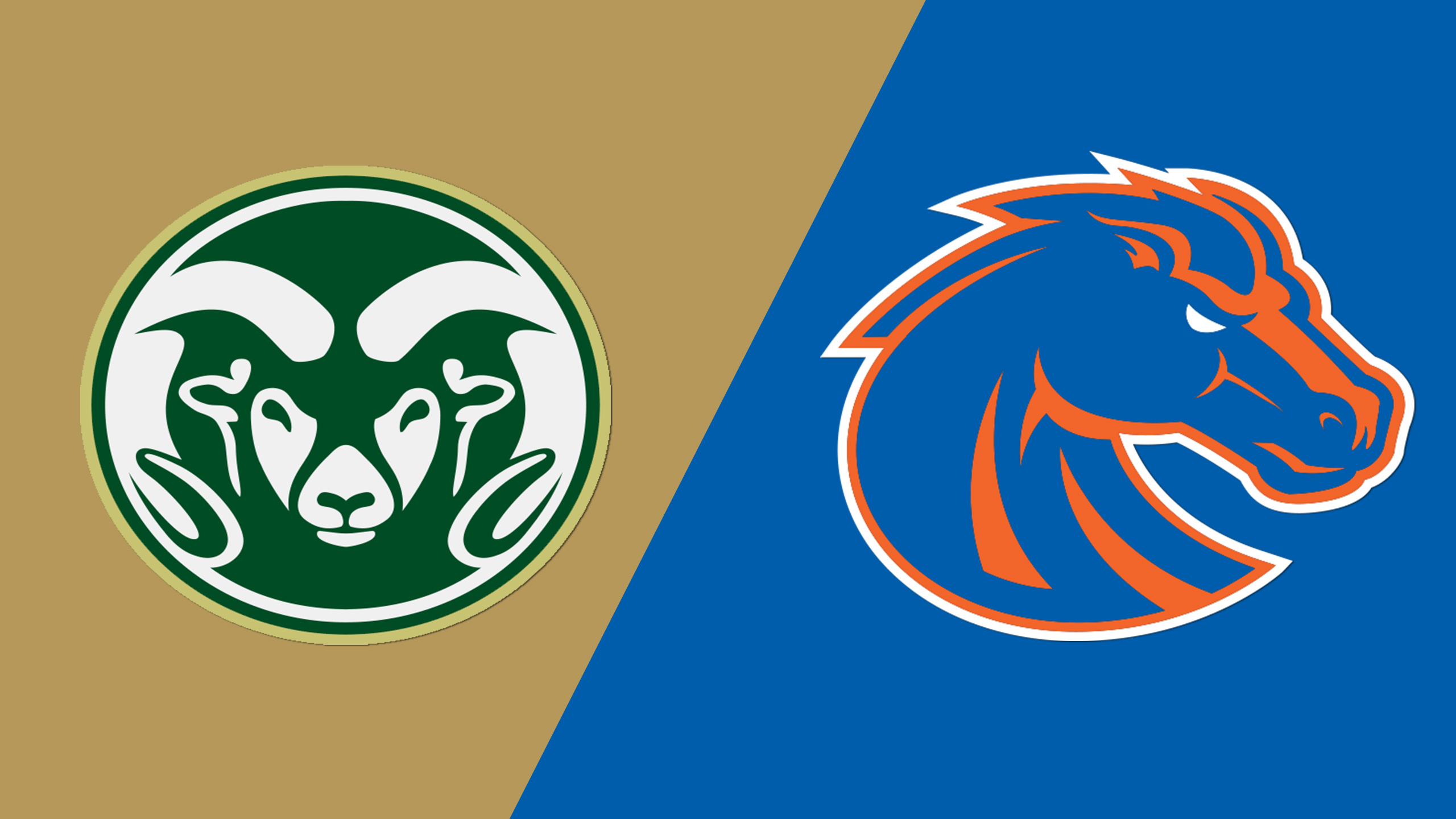 In Spanish - Colorado State vs. Boise State (Football)