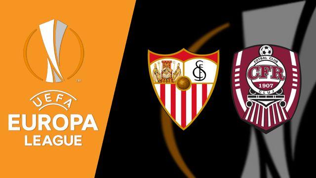 Sevilla vs. CFR Cluj (excepto CHI)