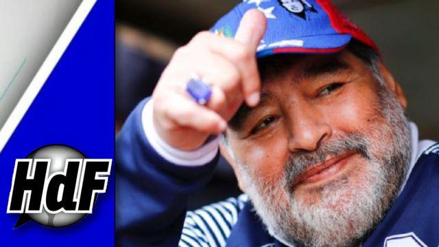 Hablemos de Futbol Especial - Diego Maradona #1