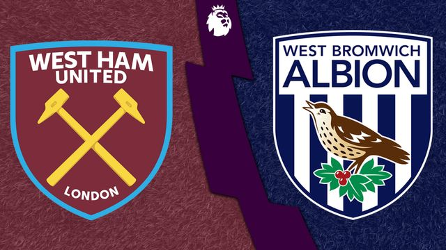 West Ham United vs. West Bromwich