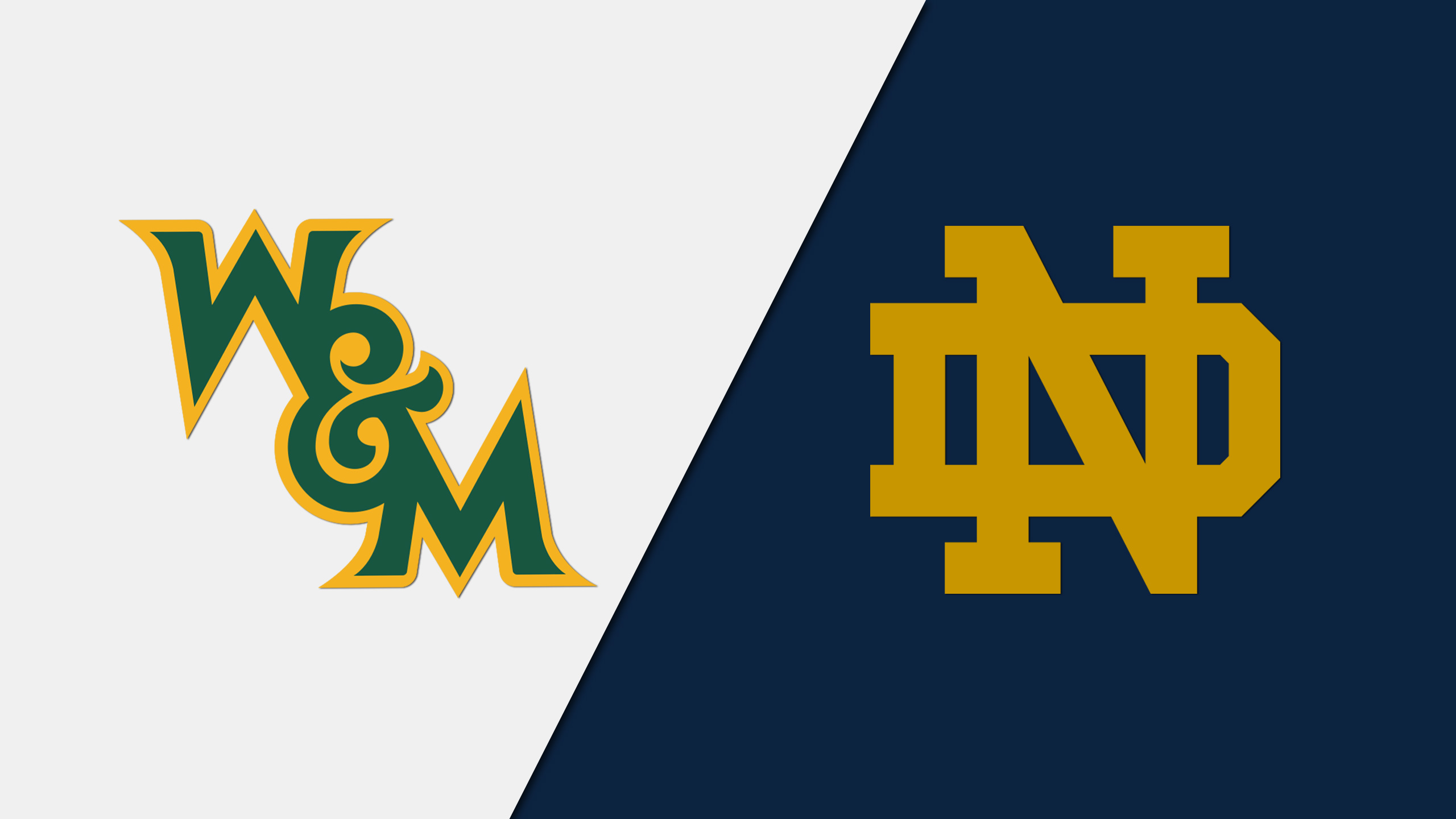 William & Mary vs. Notre Dame (M Basketball)