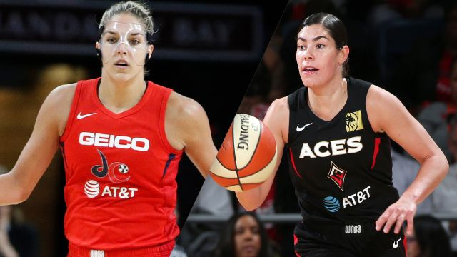 Washington Mystics vs. Las Vegas Aces (Semifinals, Game 4)