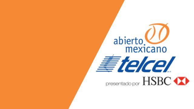 Abierto Mexicano Telcel presentado por HSBC