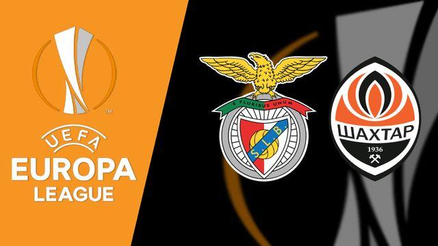 Benfica vs. Shakhtar Donetsk (excepto CHI)