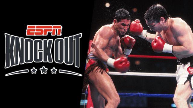 ESPN Knockout - Camacho vs Pazienza (1990)