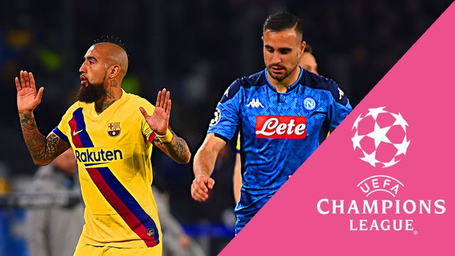 Napoli vs. Barcelona