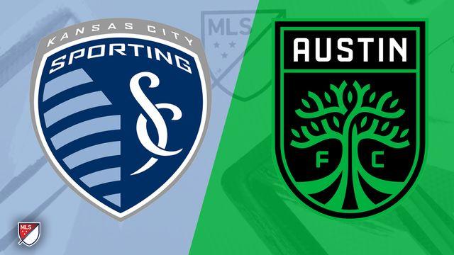 Sporting Kansas City vs. Austin FC