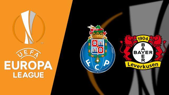 Porto vs. Bayer Leverkusen (excepto CHI)