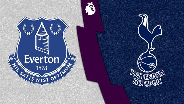 Everton vs. Tottenham Hotspur