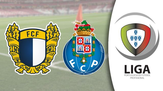 Famalicão vs. FC Porto