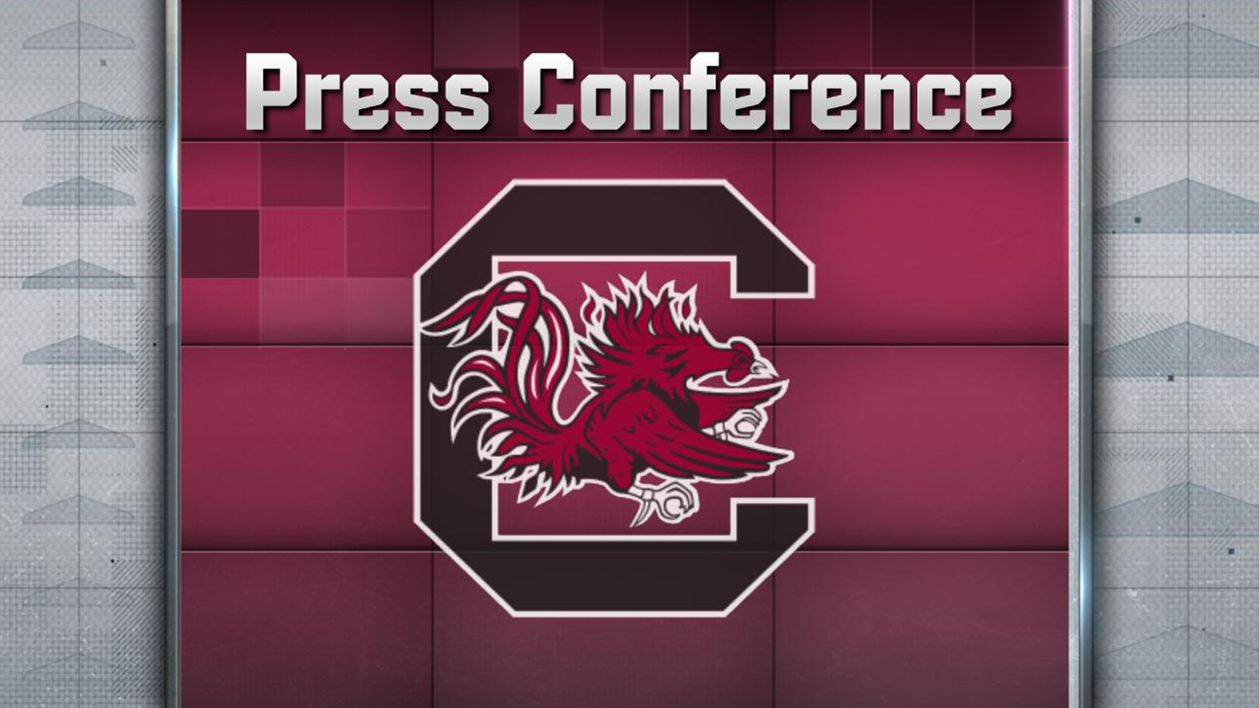 South Carolina Football Press Conference
