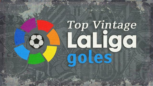 Especiales LaLiga - Top Vintage Goles #2