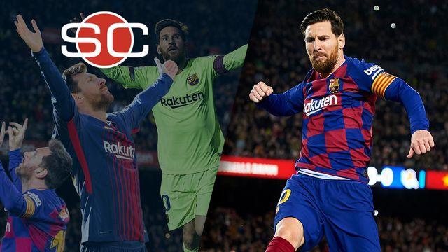 SC Temático - Goles de Messi en Competiciones Europeas #2