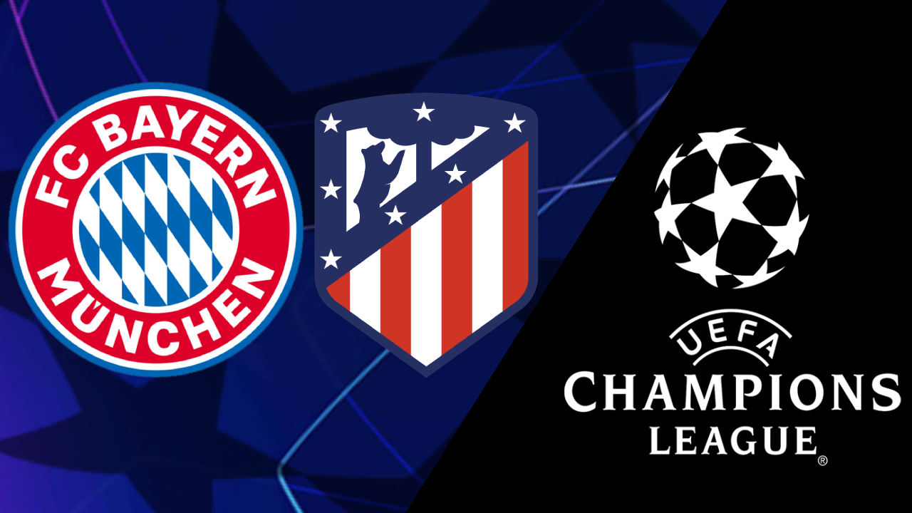 Bayern Munich Vs Atletico Madrid Semifinal Partido De Vuelta Watch Espn