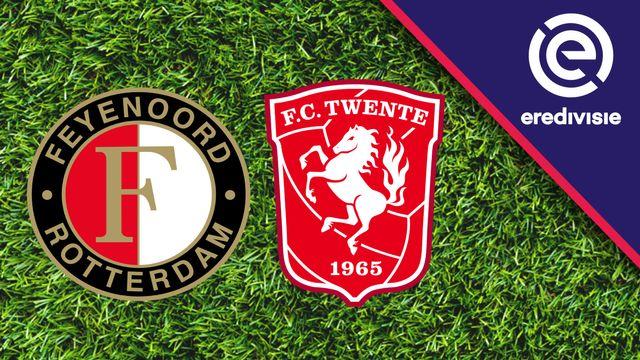 Feyenoord vs. Twente