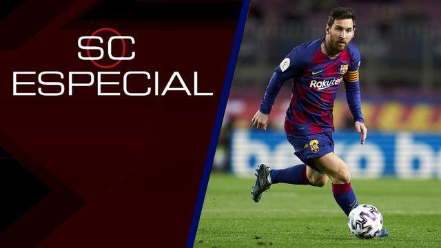SC Especial -  Goles de Messi en Copa del Rey