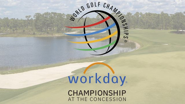 WGC - Workday Championship at The Concession (Featured Groups)
