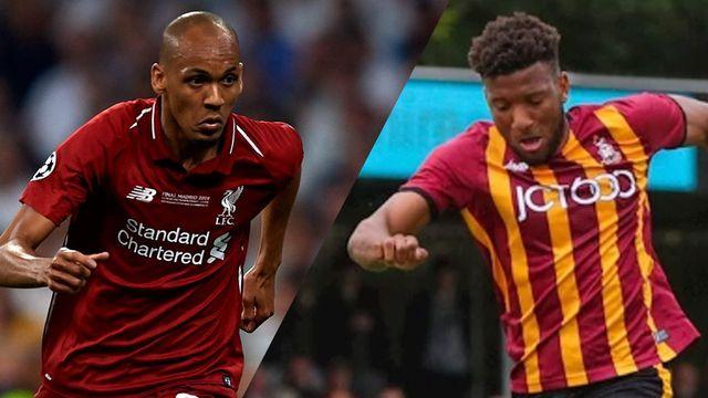 Liverpool vs. Bradford City