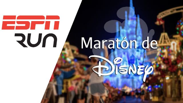 ESPN Run -Maratón de Disney