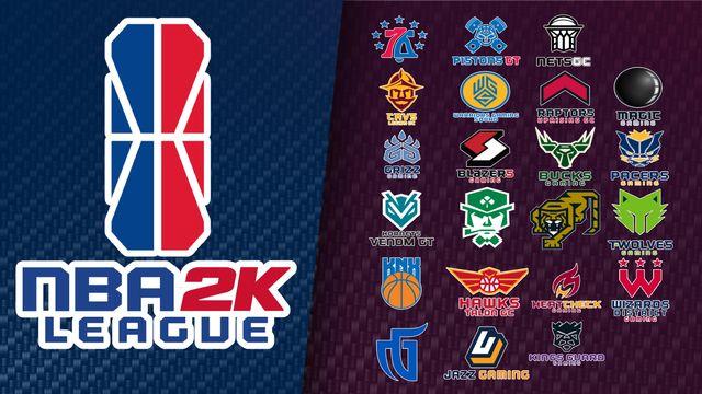 NBA 2K League Week 5, Day 2