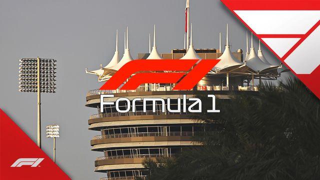 Formula 1 Bahrain Grand Prix Practice 1