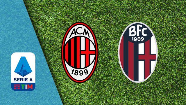 Milan vs. Bologna