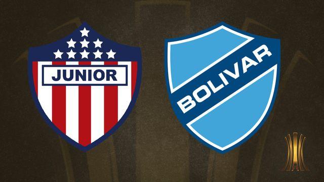 Junior vs. Bolívar