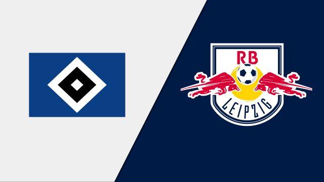 Hamburgo vs. RB Leipzig