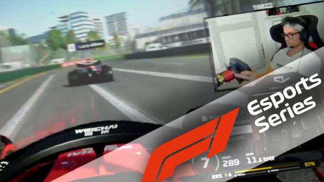 eSports - F1 - Virtual Monaco Grand Prix
