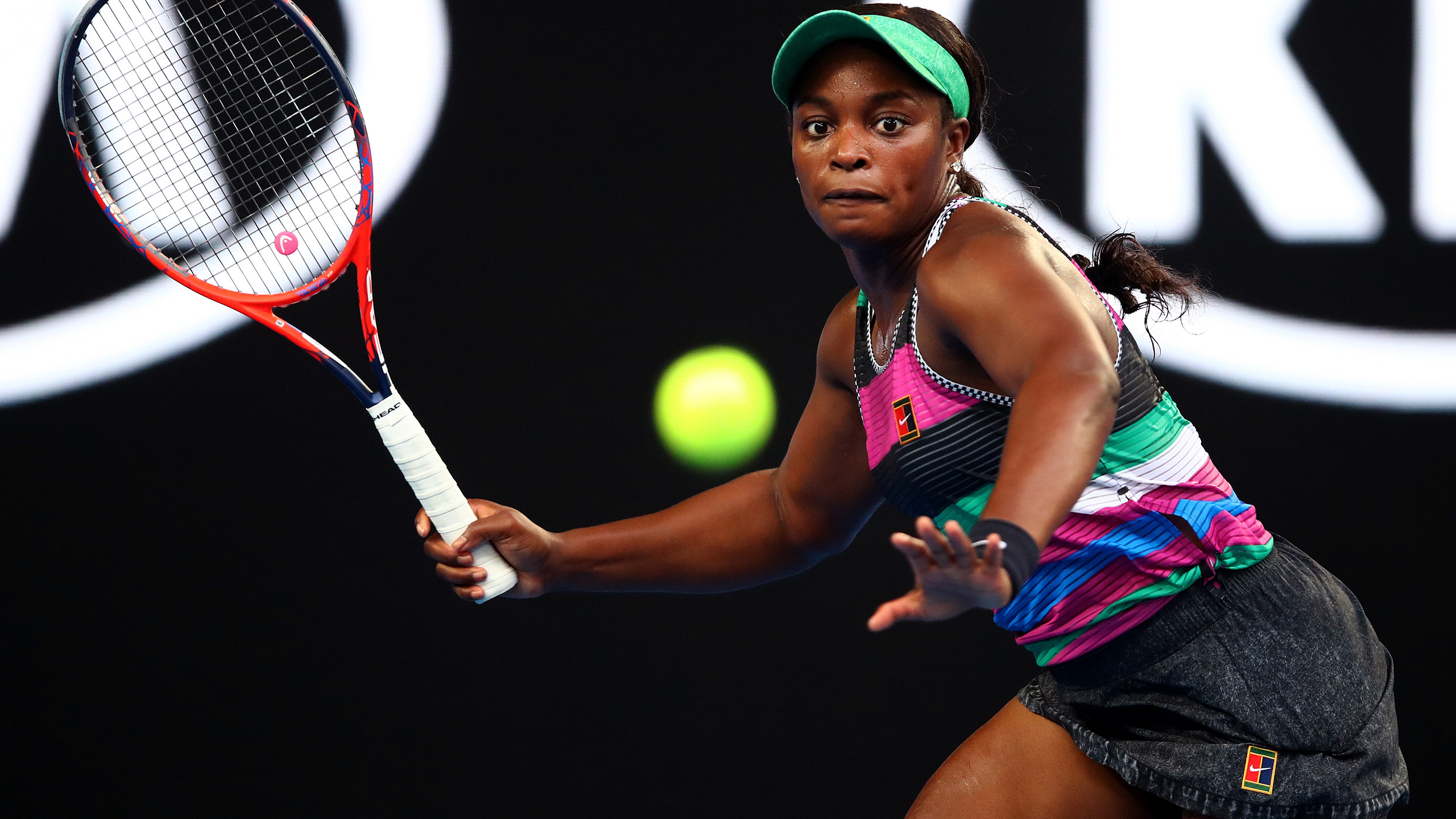 (5) Stephens vs. Pavlyuchenkova (Women's Fourth Round)