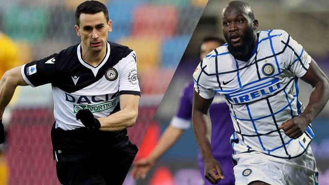 Udinese vs. Inter Milan