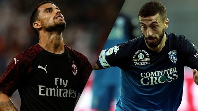 AC Milan vs. Empoli