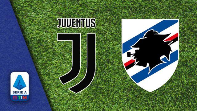 Juventus vs. Sampdoria