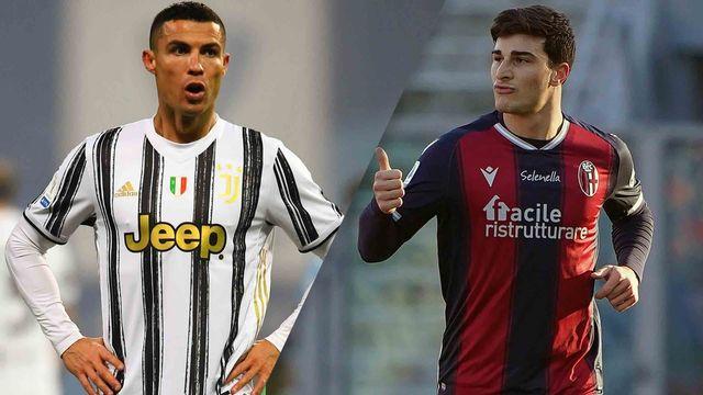 Juventus vs. Bologna