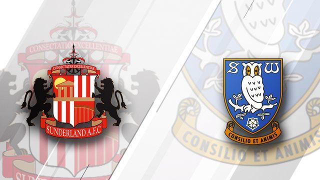 Sunderland vs. Sheffield Wednesday