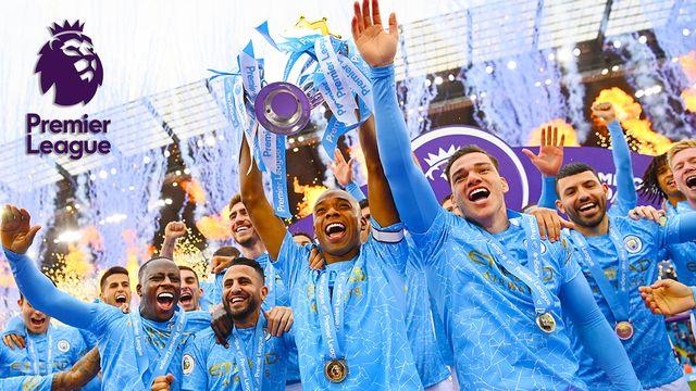 Premier League 2020-2021 - Manchester City campeón
