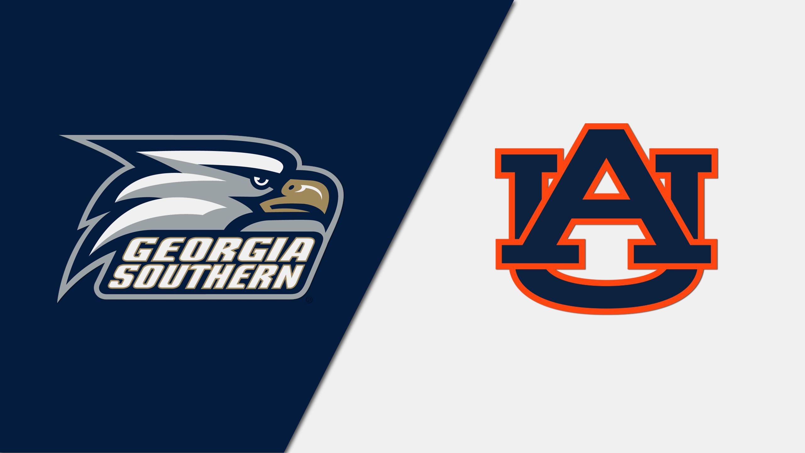 Georgia Southern vs. Auburn (Baseball)