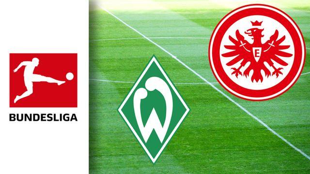 Werder Bremen vs. Eintracht Frankfurt (excepto Chile)